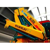Quality 360 degrees XCMG Knuckle boom crane Safety Hydraulic for loading With 90L Oil Tank for sale