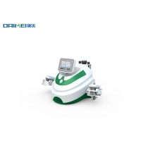 Quality Portable 5 in 1 Criolipolisis Cooling Therapy Fat Freezing Slim RF Cavitation Machine for sale