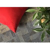 Buy Sound Absorption Office Carpet Tiles , Beautiful Square Carpet Tiles Classic Style at wholesale prices