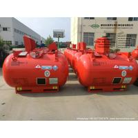 Buy cheap Triethylaluminum (TEAL) Alky Portable Tank Container C6h15al Un3399, Un3394 from wholesalers