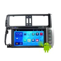 Quality Android 4.4.4 System Autoradio for Toyota Land Cruiser Prado 150 Car Stereo DVD Android 4.4.4 System for sale