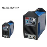 Quality 100A Portable Inverter Plasma Cutting Machine Three Phase For Metal Sheet Cutting for sale