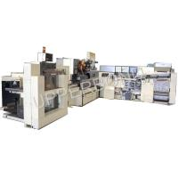 Quality MK9 Cigarette Making Machines With AC Servo Motor Lower Noise for sale