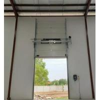Quality Industrial Overhead Sectional Door  Panels Width 420mm-530mm CE Approved for sale