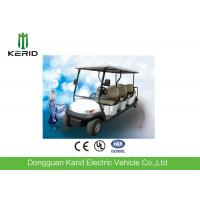 China High Impact PP Plastic Body Electric 8 Seater Golf Carts With ISO CE Standard on sale