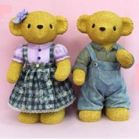 China New product 2012 resin home decoration accessories piggy bank on sale