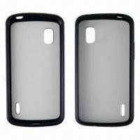 Quality Cellphone Cases, Compatible with LG Nexus 4, Made of TPU and PC for sale