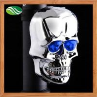 Quality China Bicycle & Car Accessories / 90*62*26mm Bicycle Skeleton Ghost Laser Light for sale