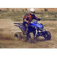 Quality Blue Adult 250cc Utility ATV Racing ,Five Speed With Reverse for sale