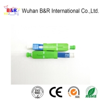 Quality OEM SC To LC 0.20dB Fiber Optic Adapter for sale
