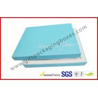 Quality Hot-Stamping Coated Paper Board Box, Stylish Printed Rigid Gift Boxes For Promotion for sale