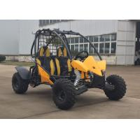 Quality Plastic Cover Dune Buggy for Funny Toy , Kids Gas Electric Go Kart Two Wheels Drive for sale