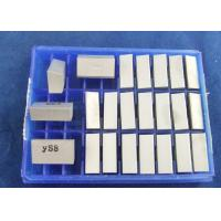 Buy YS8 Cemented Carbide Tool / Clamp Welding Cutting Tool Density Of 14.2g/Cm3 at wholesale prices
