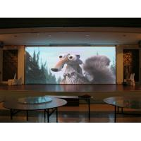 Quality P7.62mm SMD Led Full Color Screen For Indoor , Advertising LED Display For Plaza for sale