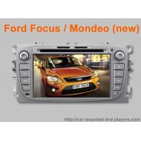 Quality Car Touch Screen DVD Bluetooth Player with GPS / DVB-T / ISDB-T / Can-Bus for Ford-Mondeo for sale