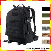 Quality Hot sale black 3D popular 600D outdoor paintball backpack for sale