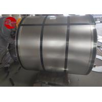 China Soft Hardness Cold Rolled Steel Coil / 2mm Thick Galvanized Plain Sheet on sale