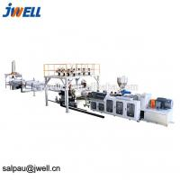 Buy Jwell SPC Environmental Floor Extrusion Line at wholesale prices