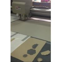 Quality PU rubber leather digital cutting system production manufacturing machine equipment for sale