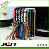 Quality Ultra Thin Aluminum Mobile Phone Bumper Case with Metal Frame for sale