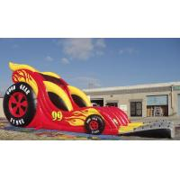 China Monster Racer Water Slide 34'L x 15'W x 20'H on sale