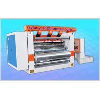 Quality Vacuum Suction Universal Joint Drive Single Facer Corrugated Machine for sale