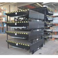 Quality Electric Automatic Hydraulic Dock Levelers , Loading Bay Dock Levellers for sale