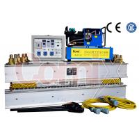 Quality Automatic Aluminium Alloy Splicing Rubber Belt Vulcanizing Press Heating Platen for sale