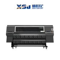 China Roll To Roll Cotton 1.9 Meter Sublimation Printer Machine on sale