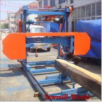 China Manufacture Direct Sale !!! Diesel Portable Bandsaw Sawmill Used In Tropical Rainforest wholesale