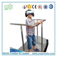 China Professional stand mini roller coaster simulator, 9D VR cinema with oculus rift DK2 on sale