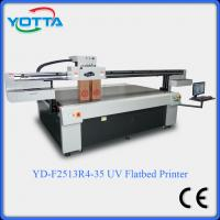 China Large format UV printer for leather, PVC, acrylic, wood, metal, glass,ceramic on sale