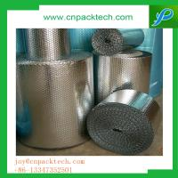Quality Highly Reflecticity Easy-install Bubble Foil Insulation Radiant Barrier for sale