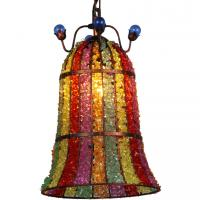 Quality Mission style tiffany pendant Chandelier lamp for Home Decor (WH-TF-15) for sale