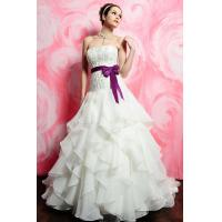 Quality 2013 Sweet Heart Netlink Ball Organza Wedding Dress for sale