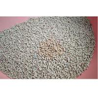 Quality Hard Clumping Dust Less White Bentonite Cat Litter Sand Manufacturer for sale