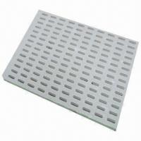 Quality Perforated Fiber Cement Board with 4, 5, 6 and 8mm Thickness, High Strength for sale