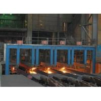 Quality R6m 3strand billet CCM high efficiency Steel continuous casting machine / Conticaster for sale
