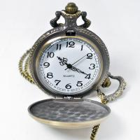 Buy All kinds of pocket watch, fashion pocket watch OEM are welcomed heart-shaped pocket watch at wholesale prices