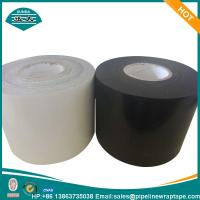 China LDPE / HDPE Pipe  Wrapping Coating Tape , Pipe Protection Tape 0.50mm Thickness on sale
