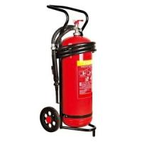 Buy cheap 50 kg Trolley Wheeled Dry Powder Fire Extinguisher Test Pressure 25 Bar For from wholesalers