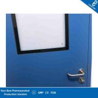 Quality Epoxy Paint Custom GMP Clean Room Turnkey Project Low Construction Costs for sale