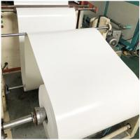 China Cheap wholesale hot sale white Rigid pp plastic sheet rolls price on sale