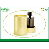 Skin Care Paper Cylinder Packaging , High End Cardboard Cosmetic Containers