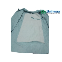 Quality 60gsm 3XL Spunlace Sterile Surgical Gowns for sale