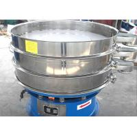 Quality Stainless Steel Rotary Vibrating Screen 500 Mesh For Fine Screening Equipment for sale