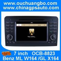 China Ouchuangbo dvd GPS autoradio navi Mercedes Benz ML W164 GL X164 bluetooth ipod canbus SD on sale
