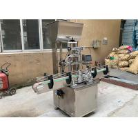 Quality Pneumatic Paste Filling Machine High Efficiency Air Pressure 0.5-0.7MPa for sale