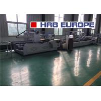 Quality HRB-2400 2600 2800 Folder And Gluer Machine For Corrugated Cardboards for sale