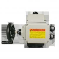 Quality DC 24V Brushless Motor Quarter Turn Modulating Electric Actuator Actuator for sale